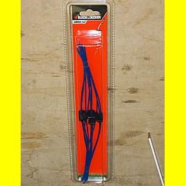 10 HDL Hochleistungsfäden Black & Decker A6489 für GL9035 + GL8033
