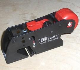 Simshobel Rali Pocket Stahlblechsohle 30,7 x 125 mm