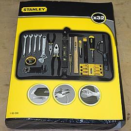 Stanley 1-90-598 Werkzeugtasche incl. Werkzeug