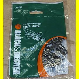 Black & Decker A6150 Ersatzkette für Alligator GK1000 / GKC1000 / GKC1000L - Neu