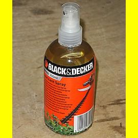 Black & Decker A6102 Biologisch abbaubares Schmierspray für Heckenscheren