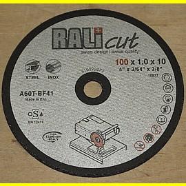 Trennscheibe Rali Cut für Metall + Holz + Kunststoff