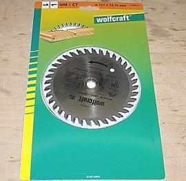 HM Kreissägeblatt 127 x 12,75 mm - Wolfcraft 6405000