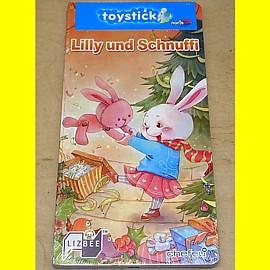 noris toystick Buch - Lilly und Schnuffi