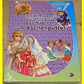 noris toystick Buch - Das Märchen von Aschenputtel