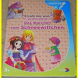 noris toystick Buch - Das Märchen von Schneewittchen